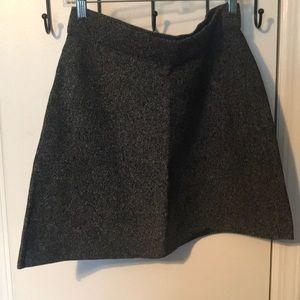LOFT petite mini skirt